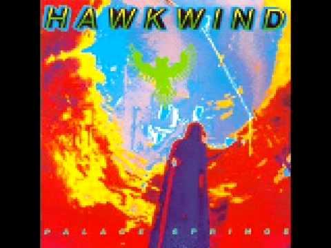 Hawkwind - Treadmill