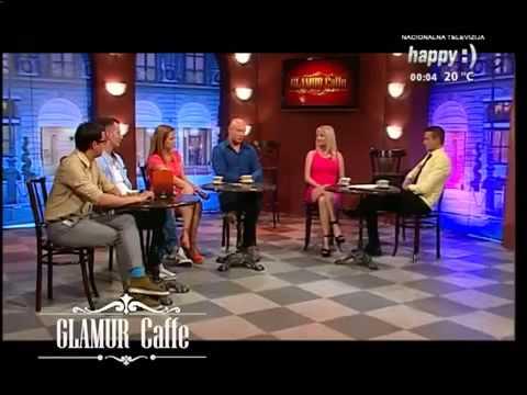 Glamur Caffe Novinari O Jeleni Karleusi I Pretnjama Smrcu video