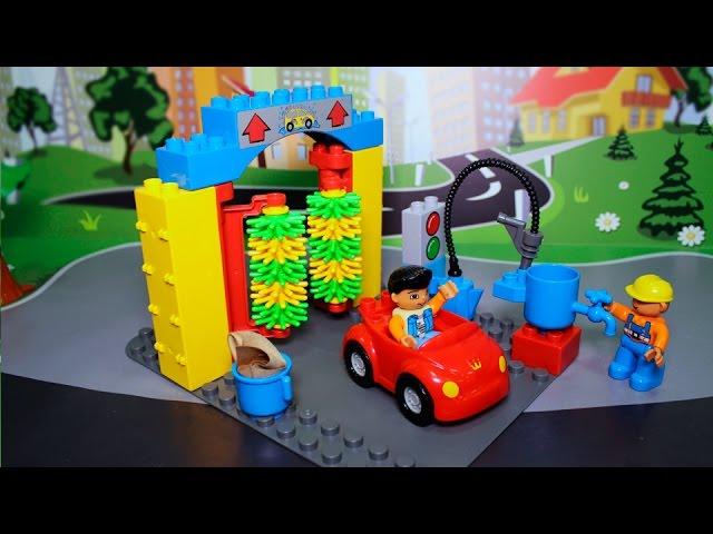 Машинки мультфильм - Автосервис и Мойка машинок. Развивающие  мультики для детей.