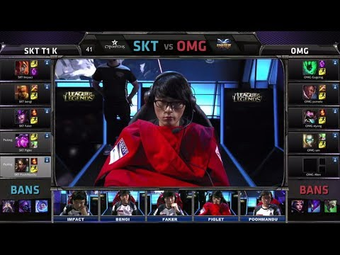 OMG vs SK Telecom T1 K | Game 3 Grand Finals All-Star 2014 | SKT T1 K vs OMG G3 Music Videos