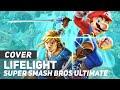 "Super Smash Bros: Ultimate - ""Lifelight"" (Rock Cover) | AmaLee Ver"