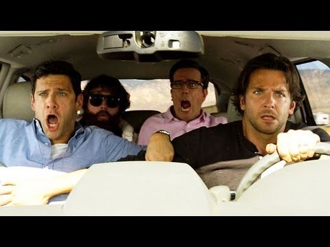 Movie Review-- The Hangover Part III