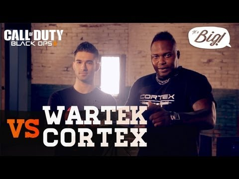 WaRTeK VS Cortex - 1vs1 sur Black Ops 2