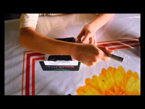 Unboxing Samsung Galaxy Ace En Español