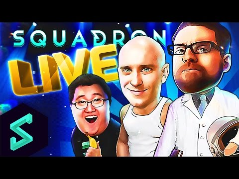 Heroes of the Storm Gameplay | TGN Squadron LIVE | Heroes of the Storm ft. MFPallyTime