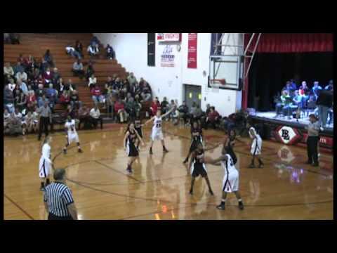 Erin Butler (#32) - Basketball Recruiting Video (Bishop Luers High School)