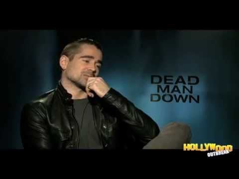 Colin Farell Is a 'Dead Man Down'