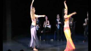 Falisha dancers- Drum solo- Belly dance