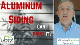 Can I Paint My Aluminum Siding | Naperville House Painters | Exterior Staining