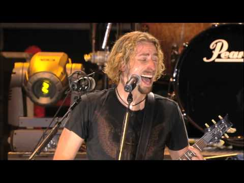 Nickelback - Someday Live