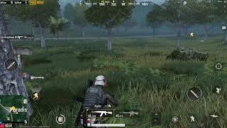Pubgmobile in Nvidia shield tv chicken dinner