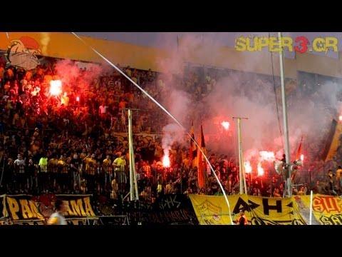 Aris vs Roma 26.07.2013