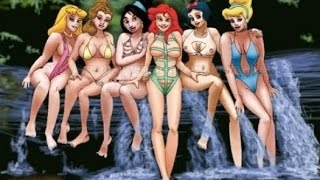 Disney's Secret Sexual Messages Conspiracy - Conspiracy Cinema
