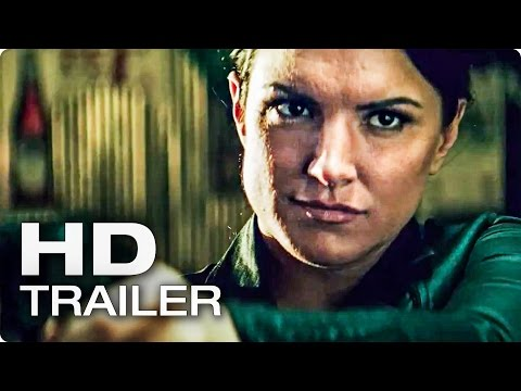 EXTRACTION Official Trailer (2016)