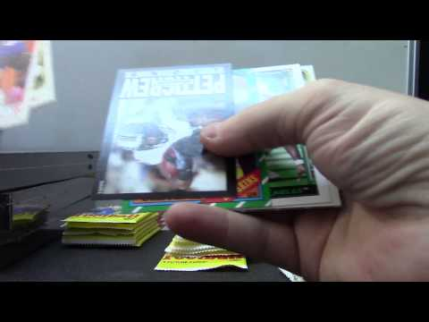 Jacob's 2013 Topps Archives Football Box Break
