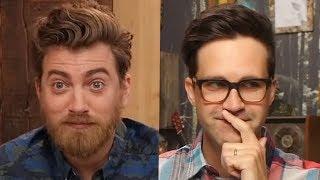 Rhett & Link - Cursing Compilation