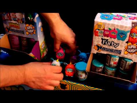 T4K Furby Mashems