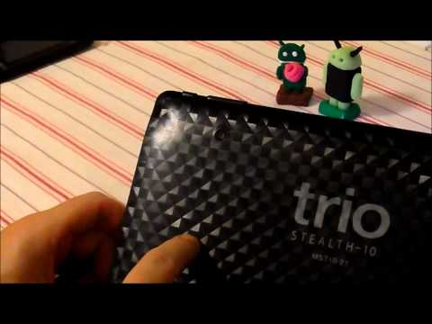 TRIO Stealth G2 Elite Dual/Core 10.1 Android Tablet Update1#