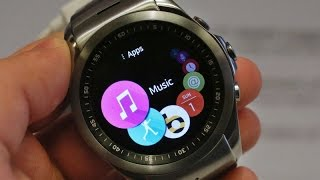 LG Watch Urbane and Urbane LTE Hand On - MWC 2015