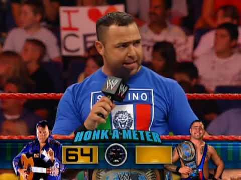 Santino's Honk-A-Meter