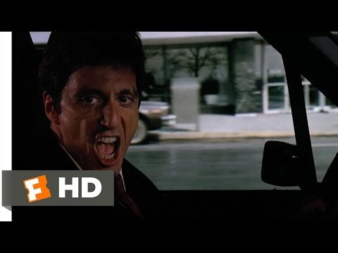 Scarface Movie Clip - watch all clips http://j.mp/yFtoj3 click to subscribe http://j.mp/sNDUs5 Tony (Al Pacino) refuses to blow up a car when he finds out th...