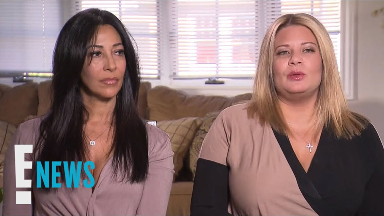 """""""Mob Wives"""" Stars Mourn the Loss of Big Ang   Celebrity Sit Down   E! News"""