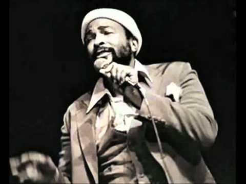 Marvin Gaye - I Want You (with lyrics)