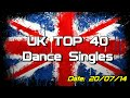 Download UK Top 40 - Dance Singles (20/07/2014) MP3 song and Music Video