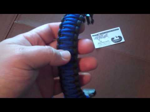 Paracord Products from Manzgear