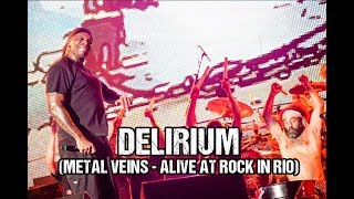 Sepultura feat. Les Tambours du Bronx - Delirium (Metal Veins - Alive at Rock in Rio)