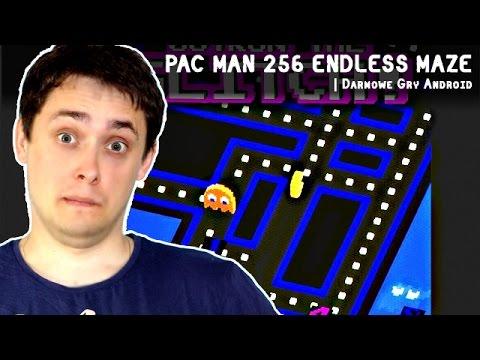PAC MAN 256 ENDLESS MAZE PO POLSKU | Darmowe Gry Android