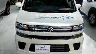 Maruti Suzuki's first electric car prototype for India showcased! Here's what future looks like