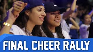 Episode #4 | Final Cheer Rally | Phenoms