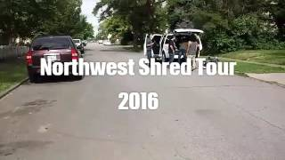 Northwest Shred Tour 2016 Montana