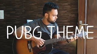 [free tabs] PUBG (PlayerUnknown's BattleGrounds) Theme (Fingerstyle Guitar Cover)