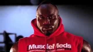 Announcing the latest addition to Team MuscleMeds: IFBB Pro Akim Williams