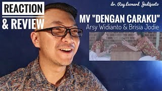 Download Lagu MV Arsy Widianto, Brisia Jodie - Dengan Caraku Official Music Video - REACTION & REVIEW Gratis STAFABAND