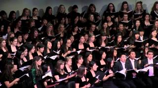 Battle Hymn of the Republic, UCLA Choirs, Donald Neuen