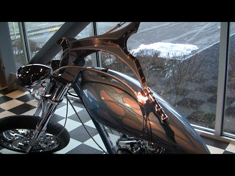 Our Trip To Orange County Choppers
