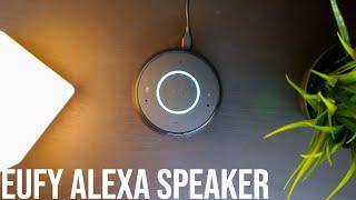 Eufy Genie Speaker With Amazon Alexa Voice Commands