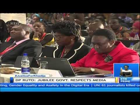 WORLD PRESS FREEDOM: Why Kenyan Media is still under threat