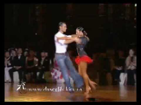 Уроки танца Ча-Ча-Ча - видео