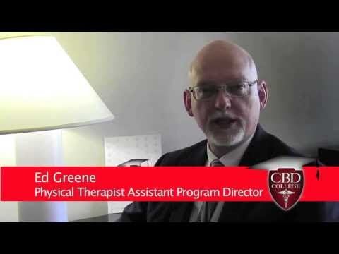 Ed Greene | CBD College | Physical Therapist Assistant Program Director
