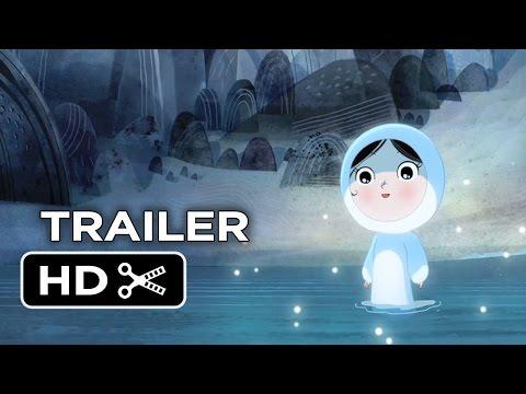TIFF (2014) - Song of the Sea Trailer - Irish Animated Movie HD