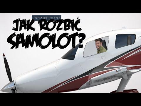 JAK ROZBIĆ SAMOLOT? | Poszukiwacz #218