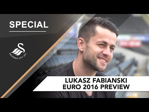 Swans TV - Lukasz Fabianski Euro 2016 Preview