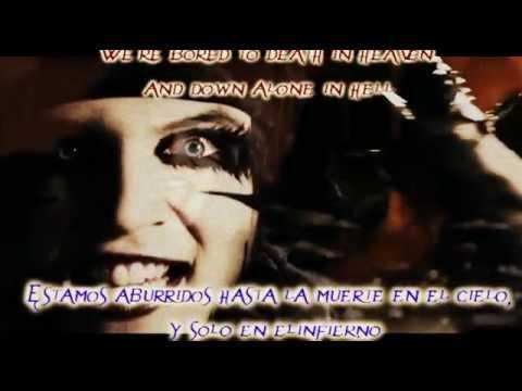 Black Veil Brides Fallen Angels (sub Español) video