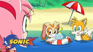 SONIC X Ep9 - The Last Resort