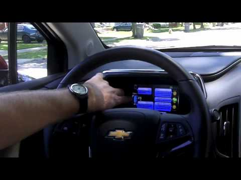 2011 Chevy Volt Walkaround