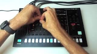 Christopher Kah - Session XVI - STEP LOOP functionality 808 day with TR-8S !